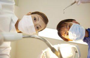 歯科治療の写真